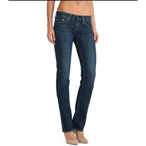 Adriano Goldschmeid Tomboy Relaxed Straight Jeans